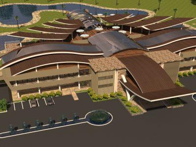 Proposed Tatu City Clubhouse
