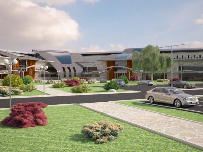 Proposed Railway Station in Syokimau