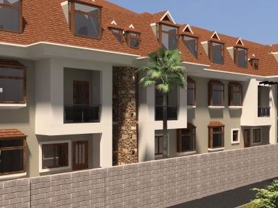 Proposed Amboseli Apartments
