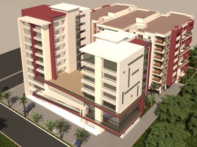 Proposed Office Block and Apartments in Mombasa