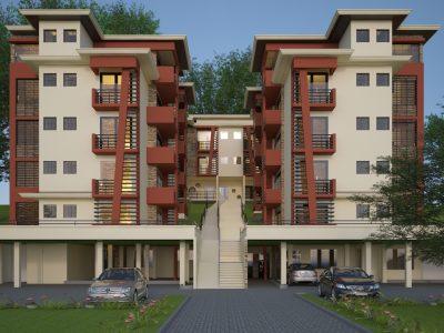 Apartment Complex (Rwanda)