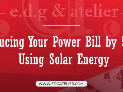 Reducing Your Power Bill by 50% Using Solar Energy